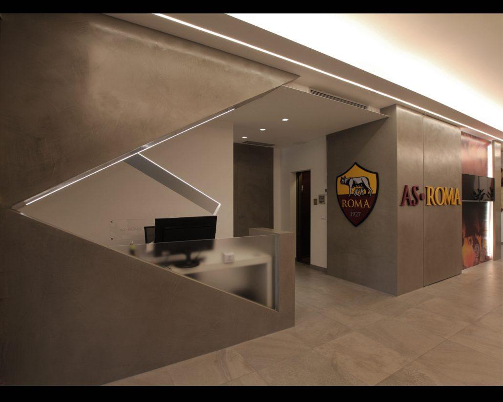 Uffici realizzazioni ikonos design roma for Centro uffici roma