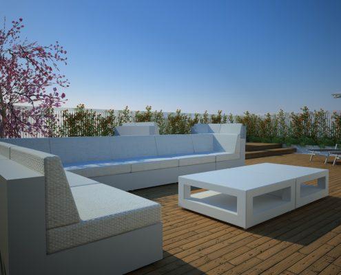 Design Di Interni Ed Esterni : Ikonos: arredi esterni design roma arredamento dinterni roma