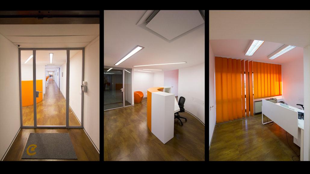 Uffici realizzazioni ikonos design roma - Bagni per uffici ...